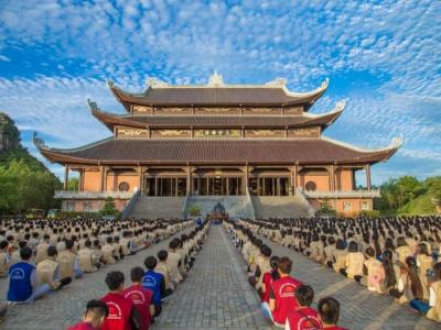 Tour chùa bái đính kdl sinh thái tràng an 1