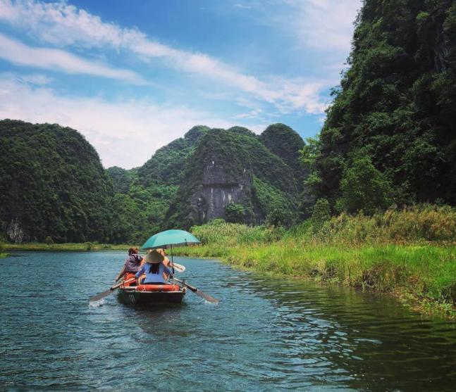 Tour chùa bái đính kdl sinh thái tràng an10