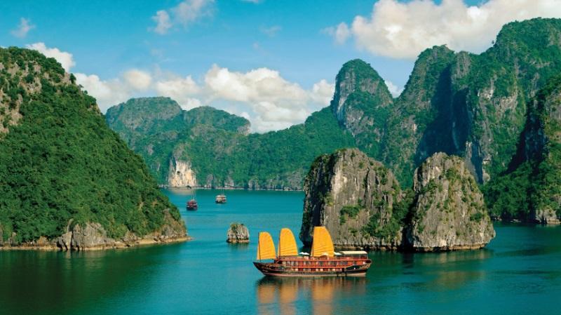 Tour du lịch Hạ Long 2 ngày 1 đêm