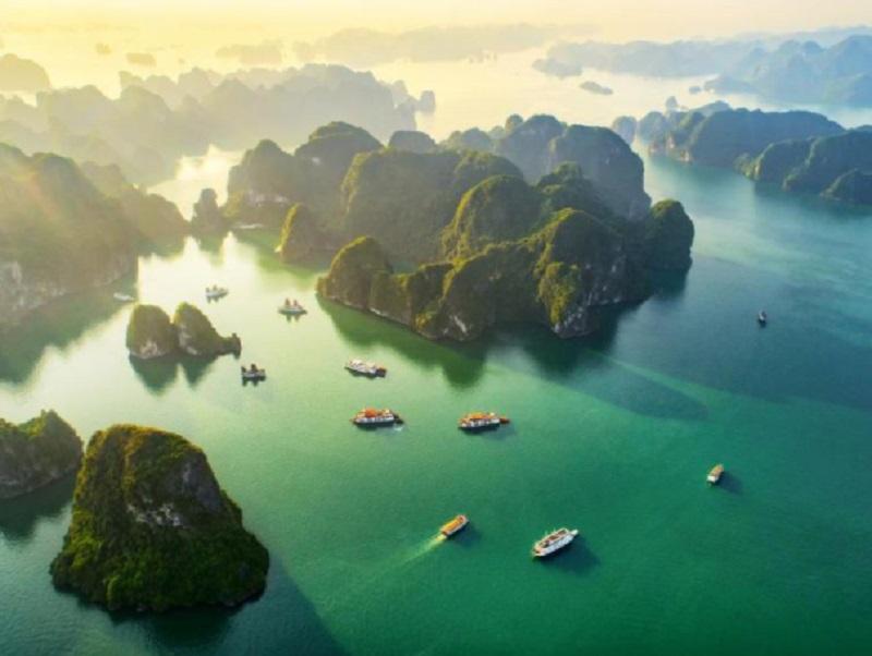 Tour du lịch Hạ Long 3 ngày 2 đêm 1