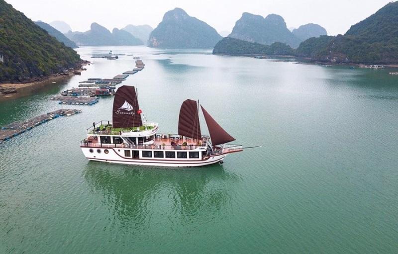 Tour Vịnh Hạ Lan 1 ngày
