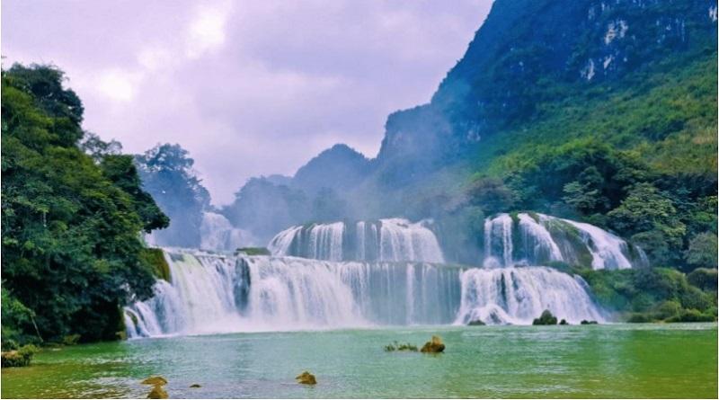 Tour du lịch Cao Bằng 1