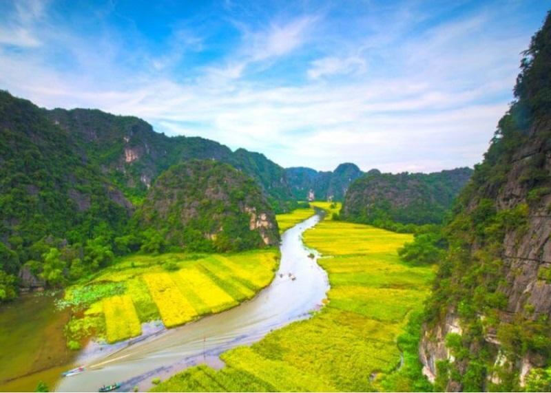 Tour du lịch Ninh Bình 8