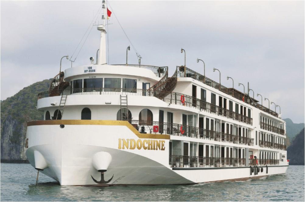 Top 9 du thuyền vịnh Hạ Long
