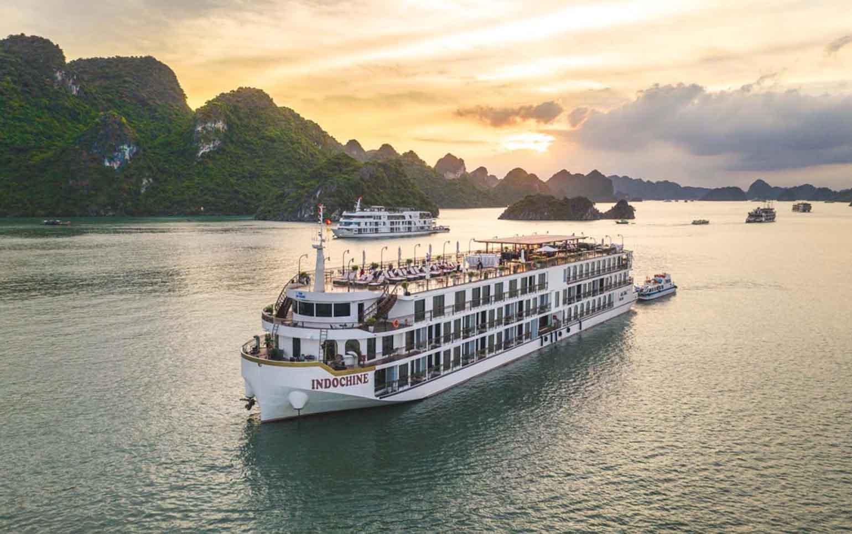 kham-pha-du-thuyen-indochine-cruises-moi-nhat-2021